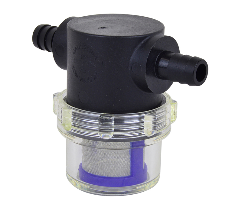 VacMotion product: PLS-S38B-PCE-100 - 3/8 Hose Barb Low